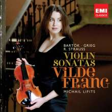 Vilde Frang - Violin Sonatas, CD
