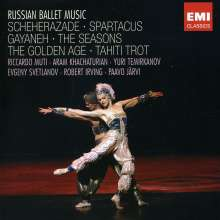 EMI Ballett-Edition:Russische Ballettmusik, 2 CDs