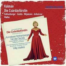Emmerich Kalman (1882-1953): Die Csardasfürstin, 2 CDs