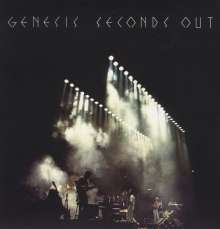 Genesis: Seconds Out (remastered) (180g) (Limited Edition), 2 LPs
