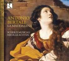 Antonio Bertali (1605-1669): La Maddalena (Wien, 1663), CD