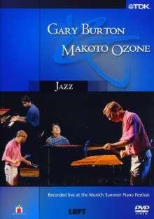 Gary Burton & Makoto Ozone: Live, DVD