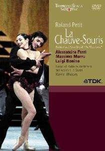 """Roland Petit:La Chauve-souris (Ballett nach """"Die Fledermaus), DVD"""