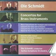 Ole Schmidt (1928-2010): Tubakonzert (1975), CD