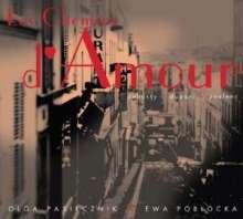 Olga Pasiecznik - Les Chemins d'Amour, CD