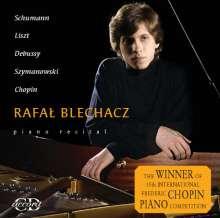Rafal Blechacz - Piano Recital, CD