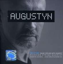 Rafal Augustyn (geb. 1951): Streichquartett Nr.1, CD