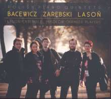 Lason Ensemble Kameralisci Mikolowa - Polish Piano Quintets, CD