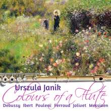Urszula Janik - Colours of a Flute, CD