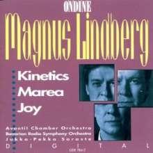 Magnus Lindberg (geb. 1958): Kinetics, CD