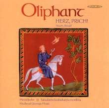"""Minnelieder """"Herz, Prich!"""", CD"""