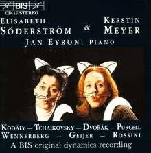 Elisabeth Söderström & Kerstin Meyer, CD
