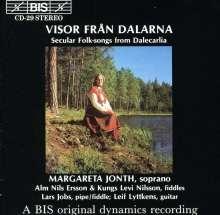 Schweden - Margareta Jonth:Visor Fran ..., CD