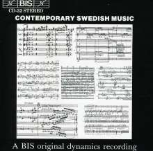 Contemporary Swedish Music, CD