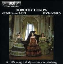 Dorothy Dorow singt Lieder mit Flöte & Klavier, CD