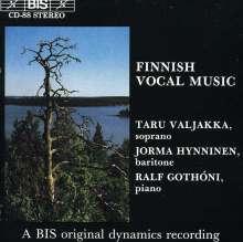 Jorma Hynninen singt finnische Lieder, CD