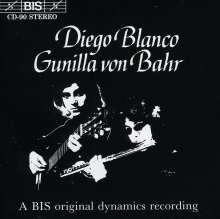 Musik für Flöte & Gitarre, CD