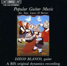 Diego Blanco - Gitarrenrecital, CD