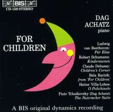 Dag Achatz - For Children, CD