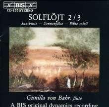 Gunilla von Bahr - Sonnenflöte, CD