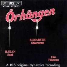 Elisabeth Söderström - Öhrhängen, CD