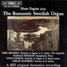 Schwedische Orgelmusik d.Romantik, CD