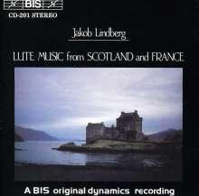 Jakob Lindberg - Schottische Lautenmusik, CD