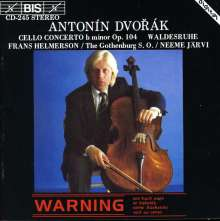 Antonin Dvorak (1841-1904): Cellokonzert op.104, CD