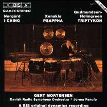 Musik für Schlagzeug und Orchester, CD