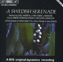 Schwedische Musik für Streicher, CD