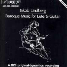 Jakob Lindberg - Barocke Lauten- & Gitarrenmusik, CD