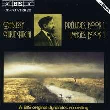 Claude Debussy (1862-1918): Preludes Heft 1, CD