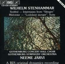 Wilhelm Stenhammar (1871-1927): Lodolezzi singt - Suite op.39, CD