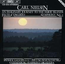 Carl Nielsen (1865-1931): Symphonie Nr.1, CD