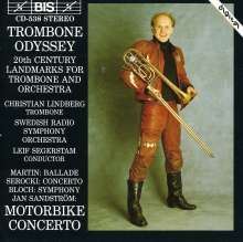 Christian Lindberg spielt Posaunenkonzerte, CD