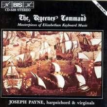 Joseph Payne,Cembalo & Virginal, CD