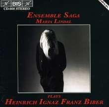 Heinrich Ignaz Biber (1644-1704): Sonaten & Partias, CD