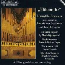 Hans-Ola Ericsson - Flötenuhr, CD