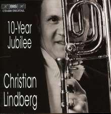 Christian Lindberg - 10-Year Jubilee, CD