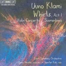 Uuno Klami (1900-1961): Violinkonzert, CD