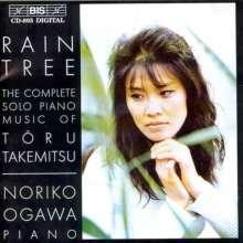 Toru Takemitsu (1930-1996): Sämtliche Klavierwerke, CD