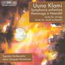 Uuno Klami (1900-1961): Symphonie enfantine op.17, CD