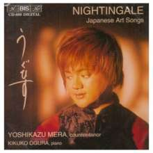 Yoshikazu Mera - Japanese Art Songs, CD