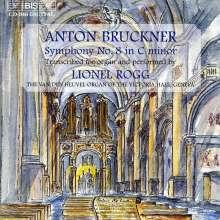 Anton Bruckner (1824-1896): Symphonie Nr.8 arr.f.Orgel, CD