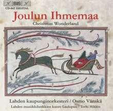 Christmas Wonderland - Finnische Weihnachtsmusik, CD