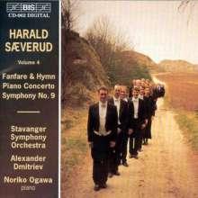 Harald Saeverud (1897-1992): Symphonie Nr.9 op.45, CD