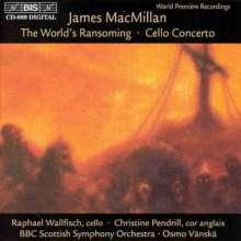 James MacMillan (geb. 1959): Cellokonzert, CD
