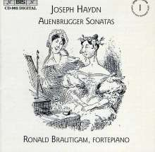 Joseph Haydn (1732-1809): Klaviersonaten H16 Nr.35-39, CD