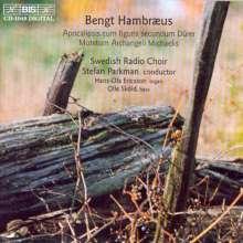 Bengt Hambräus (geb. 1928): Geistliche Chorwerke, CD