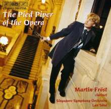 Martin Fröst - The Pied Piper of Opera, CD